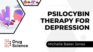 psilocybin therapy for depression with therapist from SSRI study with escitalopram