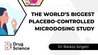 Microdosing: Results from the Largest Placebo-controlled Study - Clinical Insights - youtube